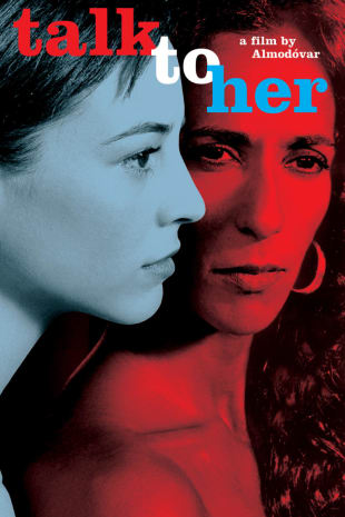 movie poster for Talk To Her