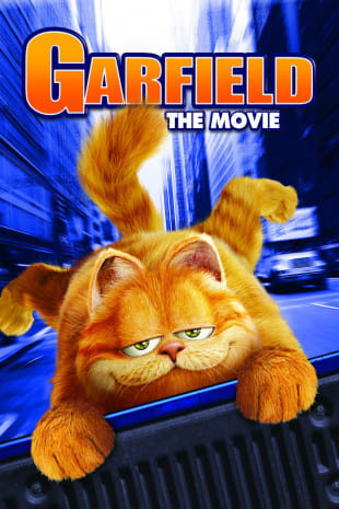 movie poster for Garfield (2004)