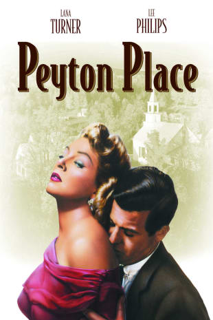 movie poster for Peyton Place