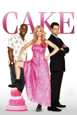 movie poster for Cake