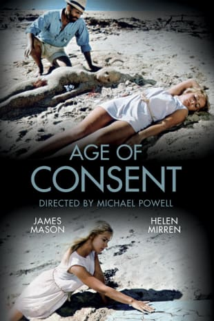movie poster for Age Of Consent