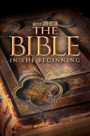 movie poster for The Bible: In The Beginning