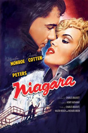 movie poster for Niagara