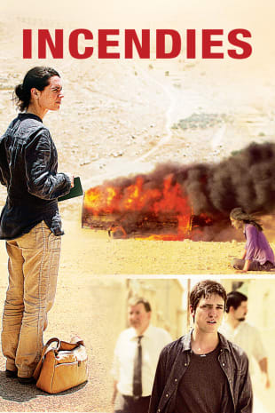 movie poster for Incendies
