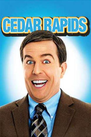 movie poster for Cedar Rapids