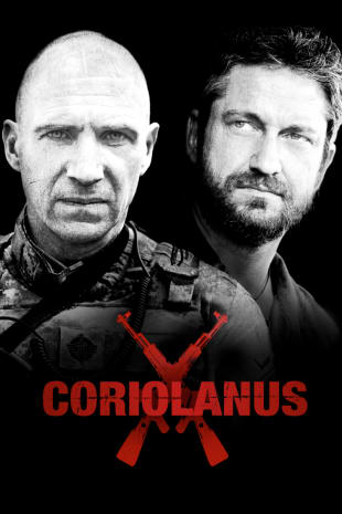 movie poster for Coriolanus