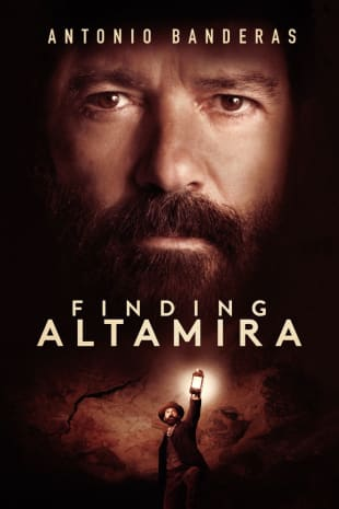 movie poster for Finding Altamira