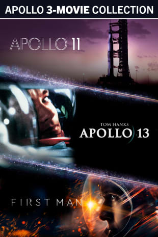 movie poster for Apollo 3-Movie Collection