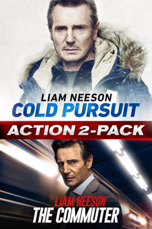 movie poster for Liam Neeson Action 2-Pack