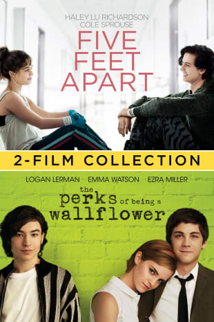 movie poster for Five Feet Apart / The Perks of Being a Wallflower