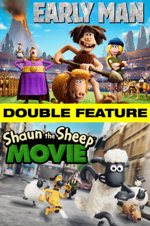 movie poster for Early Man / Shaun the Sheep Bundle
