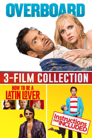 movie poster for Eugenio Derbez Triple Feature