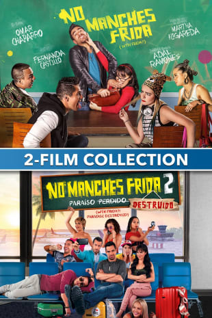 movie poster for No Manches Frida Double Feature