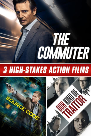 movie poster for 3 High-Stakes Action Films (Bundle)