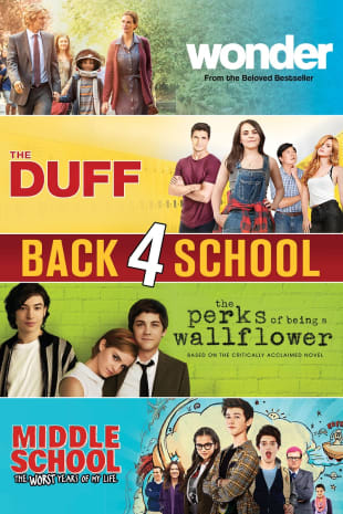 movie poster for Back 4 School