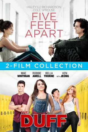 movie poster for Five Feet Apart / The DUFF