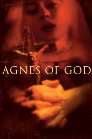 movie poster for Agnes of God