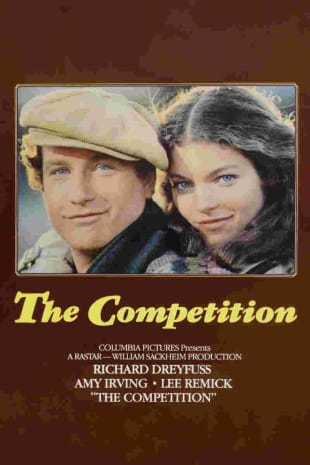 movie poster for The Competition (1980)