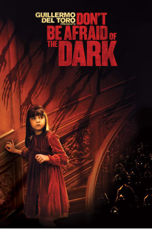 movie poster for Don't Be Afraid Of The Dark