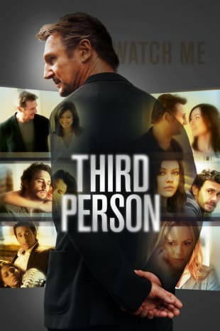 movie poster for Third Person