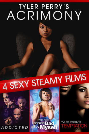 movie poster for Sexy Steamy 4-Film Collection