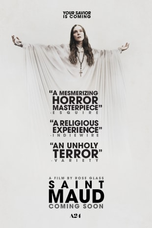 movie poster for Saint Maud