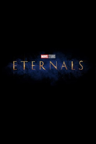 movie poster for Eternals