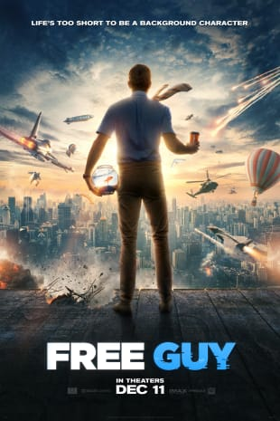 movie poster for Free Guy
