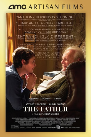 movie poster for The Father