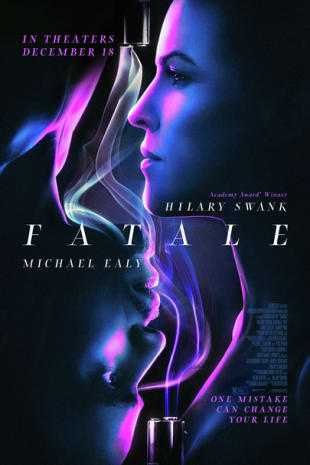 movie poster for Fatale