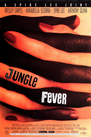 movie poster for Jungle Fever
