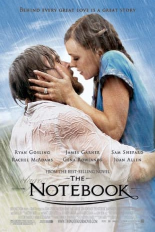 movie poster for The Notebook (2004)