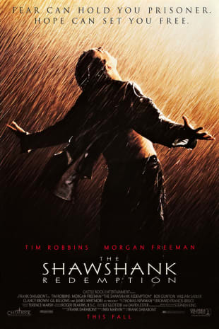 movie poster for The Shawshank Redemption