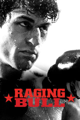movie poster for Raging Bull (1980)