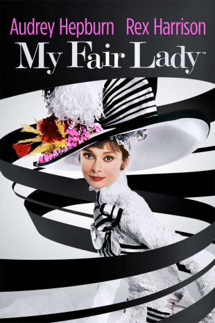 movie poster for My Fair Lady (1964)