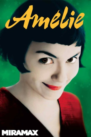 movie poster for Amelie (2001)
