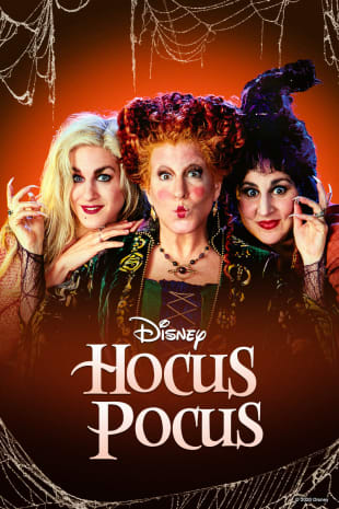 movie poster for Hocus Pocus