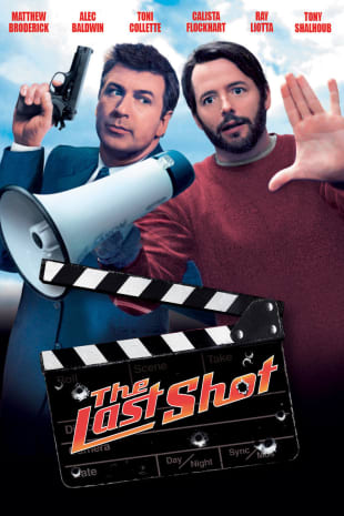 movie poster for The Last Shot