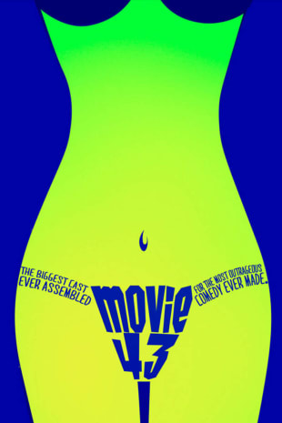 movie poster for Movie 43