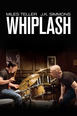 movie poster for Whiplash