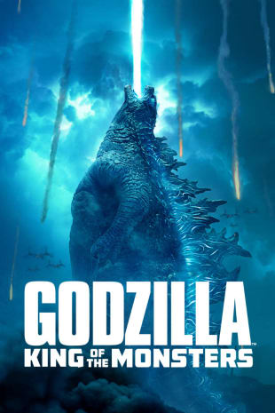 movie poster for Godzilla: King Of The Monsters (2019)