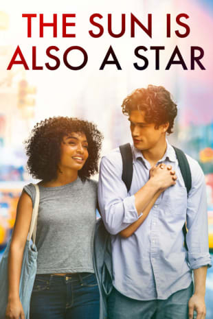 movie poster for The Sun Is Also A Star