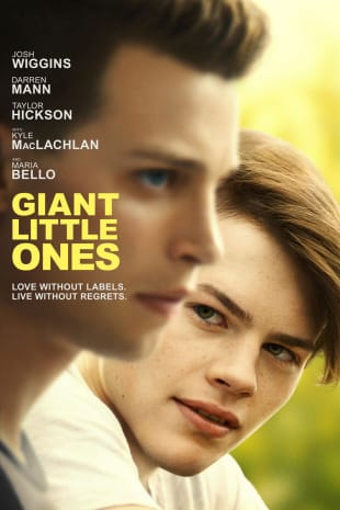 movie poster for Giant Little Ones