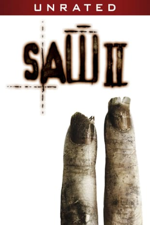 movie poster for Saw II - Unrated