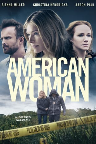 movie poster for American Woman