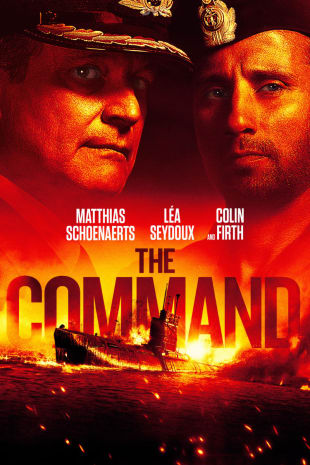 movie poster for The Command