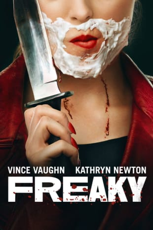 movie poster for Freaky