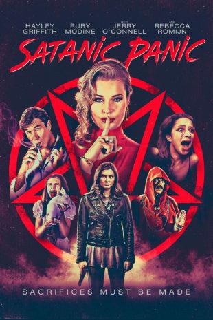 movie poster for Satanic Panic