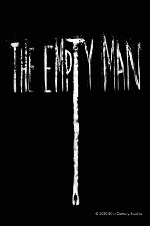movie poster for The Empty Man