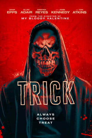movie poster for Trick